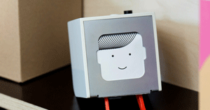 Little Printer is a content curator?